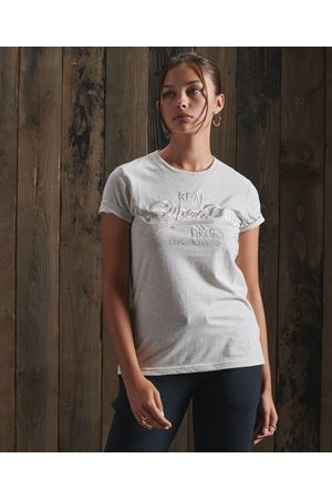 Superdry Vintage Logo Tonal Embroidered T-Shirt
