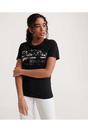 Superdry Vintage Logo Photo Rose T-Shirt