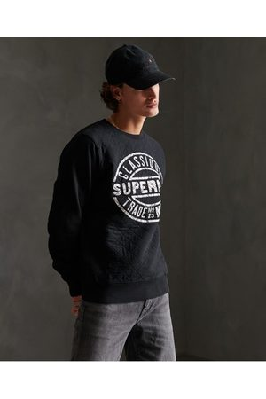 Superdry Workwear Quilted Crew Sweatshirt