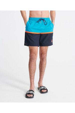 Superdry Colour Block Swim Shorts