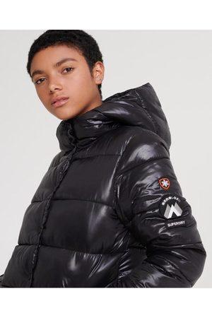 Superdry High Shine Toya Puffer Jacket