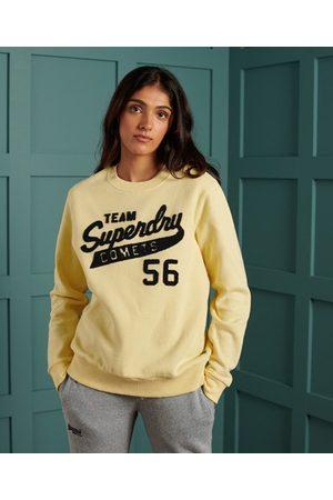 Superdry Stone Wash Graphic Crew Sweatshirt