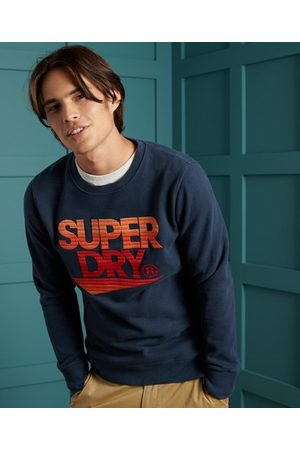 Superdry Limited Edition Embroidery Fade Sweatshirt