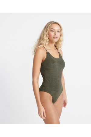Superdry Alchemy Circle Swimsuit