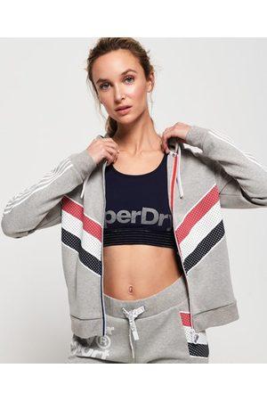 Superdry Women Hoodies - Athletico Zip Hoodie