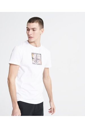 Superdry Stacked Kanji T-Shirt