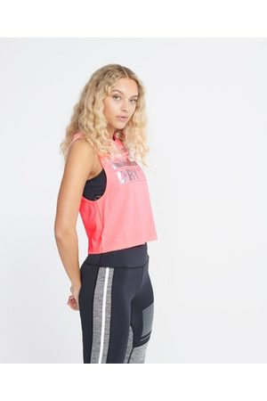 Superdry Streetsport Crop Tank Top