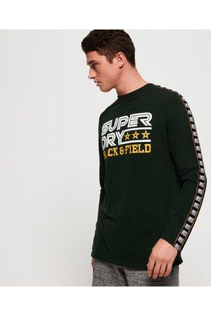 Superdry Podium Oversized Long Sleeve T-Shirt