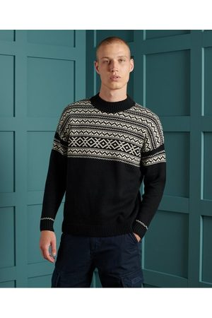 Superdry Frederick Fairisle Jumper