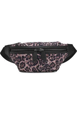 Sol & Selene Side Kick Small Animal Print Belt Bag