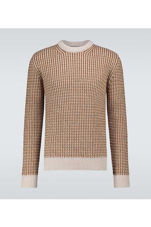 Ermenegildo Zegna Crewneck knitted sweater