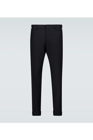 DRIES VAN NOTEN Tapered formal pants
