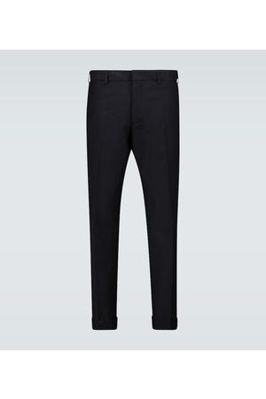 DRIES VAN NOTEN Tapered formal pants