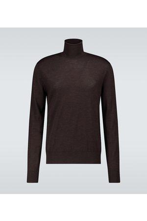 Dolce & Gabbana Wool turtleneck sweater