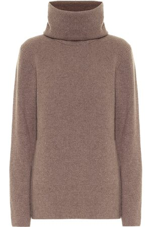 ERNEST LEOTY Ombeline merino wool-blend sweater