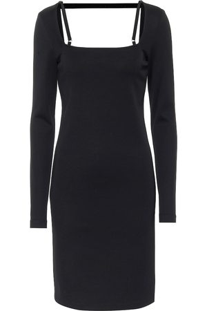 Helmut Lang Stretch-jersey midi dress