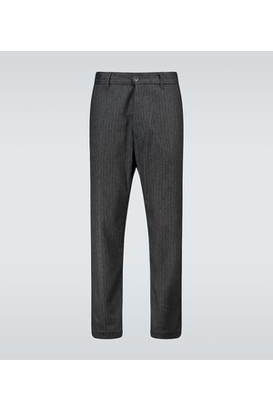 BARENA Rostro Filotto pinstriped pants