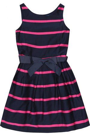 Ralph Lauren Girls Dresses - Striped cotton dress