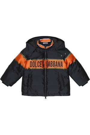 Dolce & Gabbana Hooded down jacket
