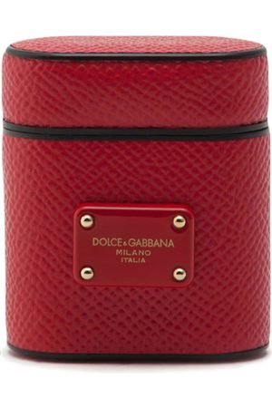 Dolce & Gabbana Logo-plaque AirPod case