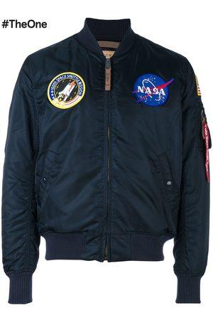 Alpha Industries Men Bomber Jackets - NASA MA-1' bomber jacket