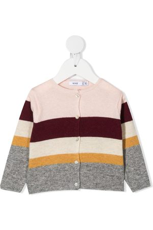 KNOT Colour block cardigan