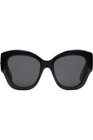 Gucci Women Sunglasses - GG tinted cat-eye sunglasses