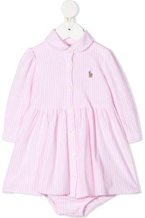Ralph Lauren Baby Casual Dresses - Striped cotton shirt dress