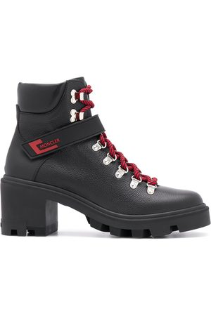 Moncler Women Ankle Boots - Ankle-length 80mm hiking boots