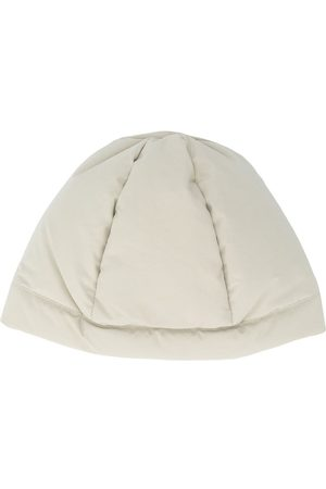 Jil Sander Six-panel construction padded beanie