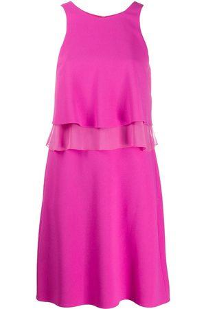 Emporio Armani Women Dresses - Ruffle detail dress