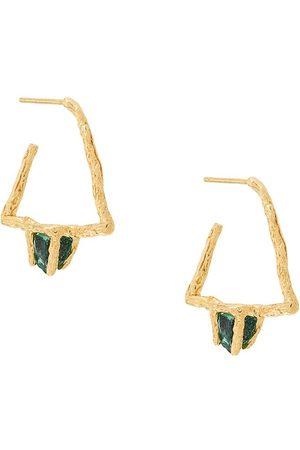 NIZA HUANG Women Earrings - Delta earrings
