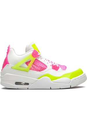 Nike TEEN Air Jordan 4 Retro sneakers