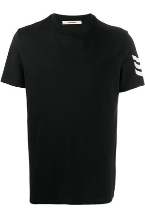 Zadig & Voltaire Tommy Arrow print T-shirt