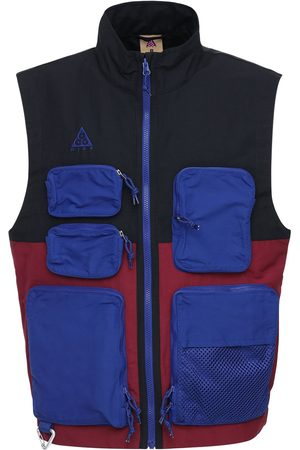 Nike Men Gilets - Acg Nylon Vest W/ Multipockets