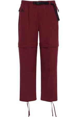 Nike Acg Multifunctional Cotton Blend Pants