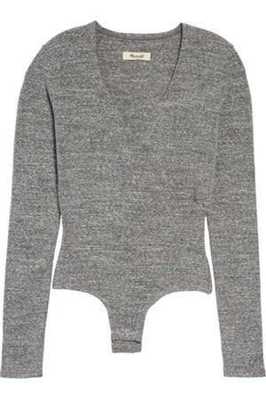 Madewell Women's Wrap Bodysuit