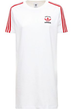 adidas 3-s Germany Cotton T-shirt Dress