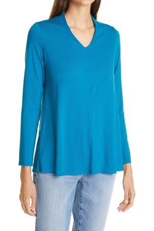 Eileen Fisher Women's V-Neck Top