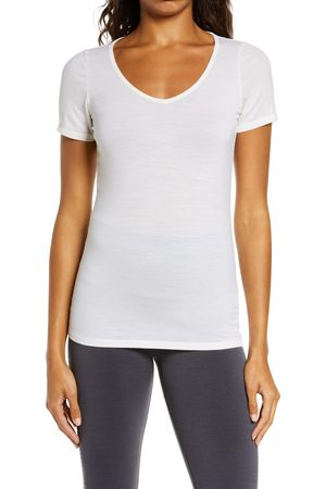 Icebreaker Women's Siren Sweetheart Merino Wool Blend T-Shirt