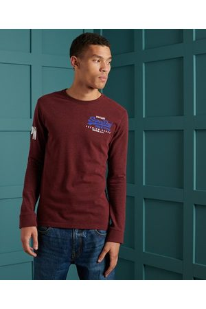 Superdry Vintage Logo Duo Long Sleeve Top