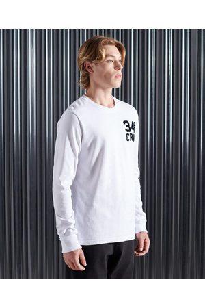 Superdry Mono Urban Long Sleeve Top