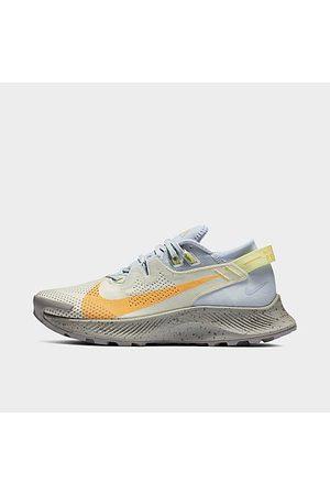 Nike Women Running - Women's Pegasus Trail 2 Trail Running Sneakers in Grey Size 8.5