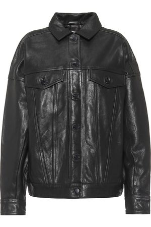 J Brand Drew leather jacket