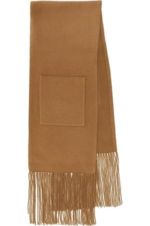 Joseph Boiled wool scarf