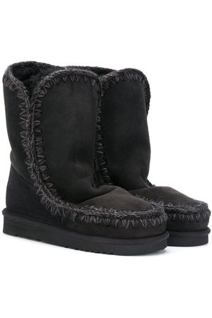 Mou Ankle Boots - Suede ankle boots