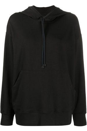 Koral Drawstring knitted hoodie