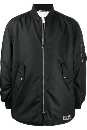 VALENTINO Oversized bomber jacket