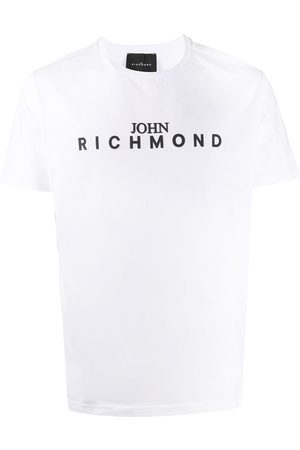 John Richmond Logo short sleeved t-shirt