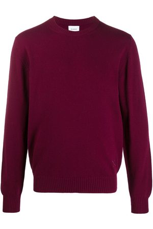 Barrie Men Sweatshirts - Logo cashmere jumper